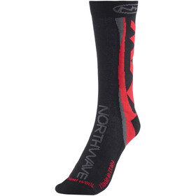 Northwave Extreme Winter Cycling Socks red/black